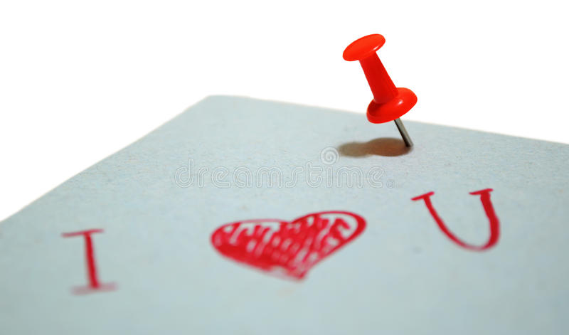 Download A Piece Of Paper With A Note Stock Photo - Image: 31445128