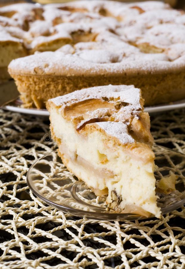 Piece of pie royalty free stock images
