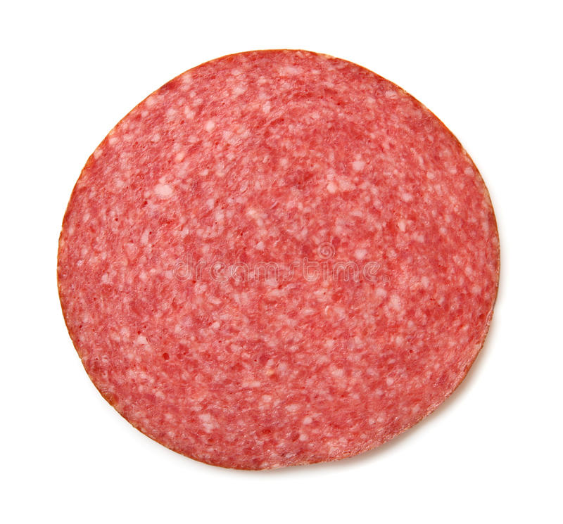 Download Piece Of Sausage. Royalty Free Stock Images - Image: 24085179