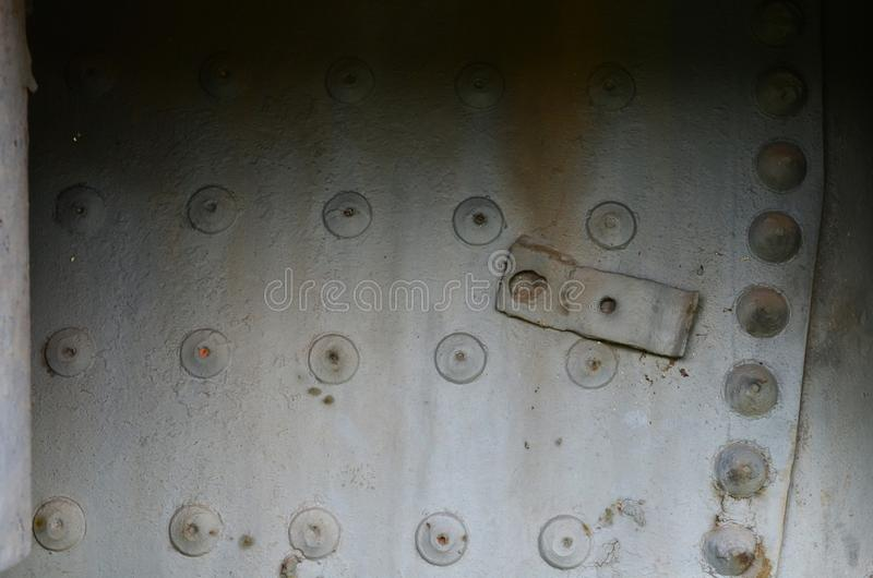 """Pieces detailed about old train on station disabled, steam locomotive as know as """"Maria Fumaça"""" in Brazil stock images"""