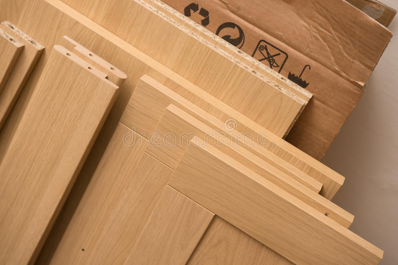 flat pack furniture. Download Pieces Of Flat Pack Furniture Stock Image - Piece, Furniture: 34618465