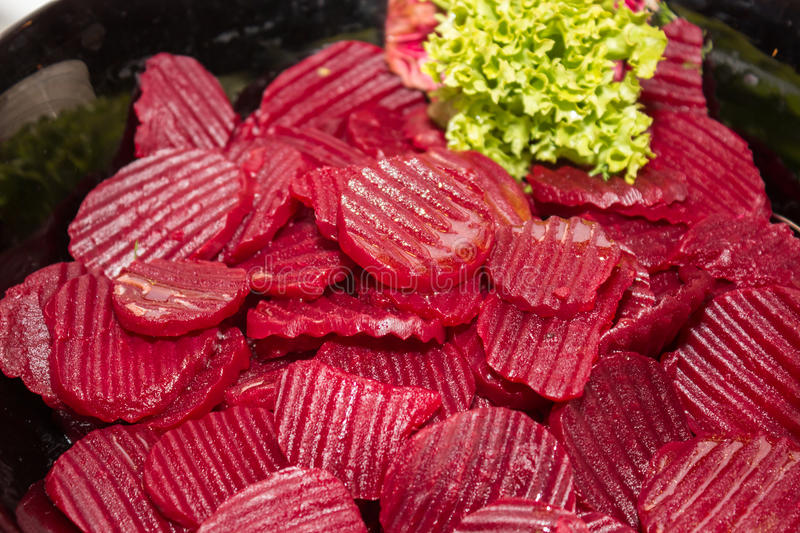 Download Beetroot salad, closeup stock image. Image of healthy - 29847043