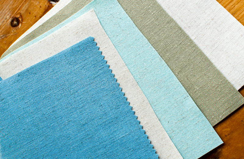 Download Pieces of linen sample stock image. Image of relax, cloth - 20832617
