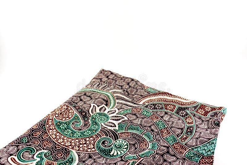 batik fabric stock photography