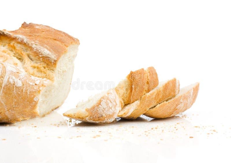 piecze chleb dom fotografia stock