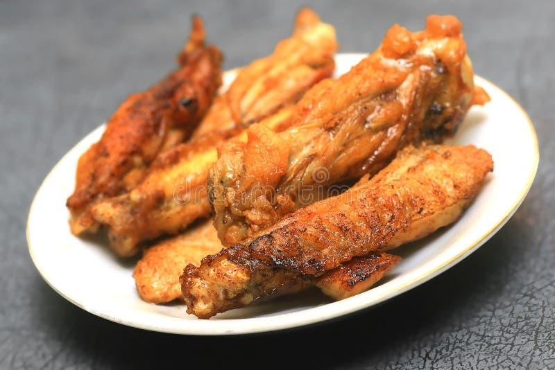 Download Pieczony kurczak zdjęcie stock. Obraz złożonej z świeży - 53775586