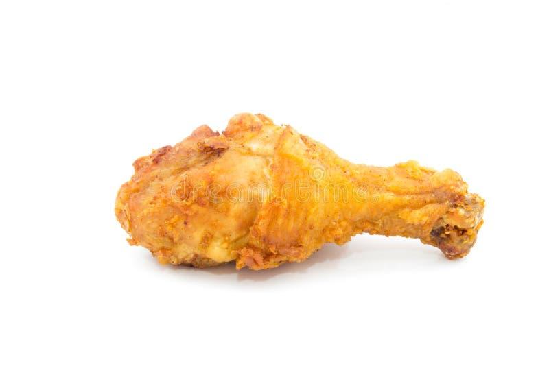 Pieczony kurczak nogi fotografia stock