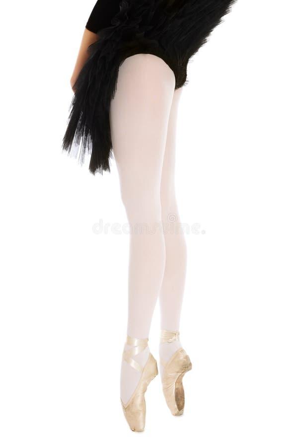 Piedini di balletto immagine stock
