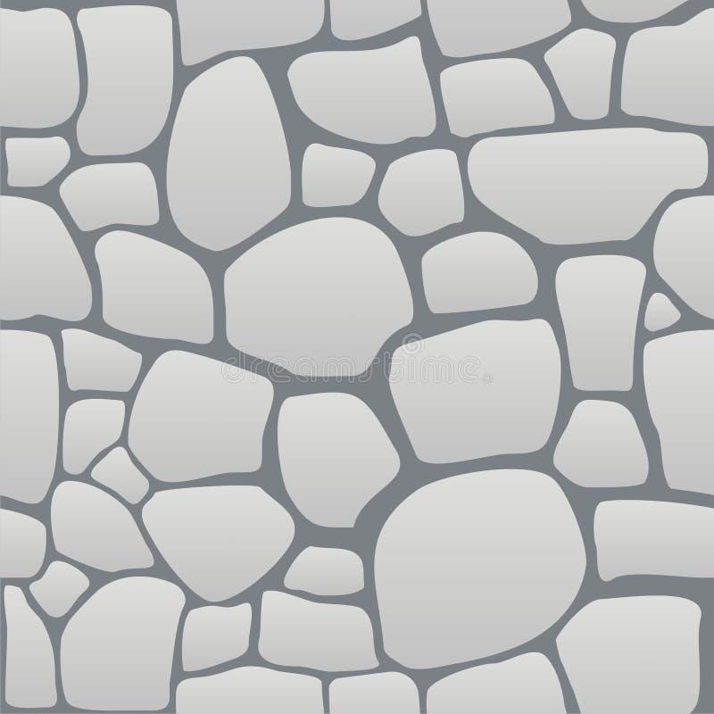Piedra stock de ilustración
