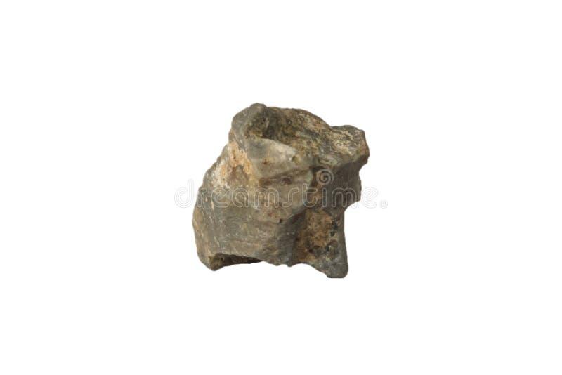 Piedra aislada foto de archivo