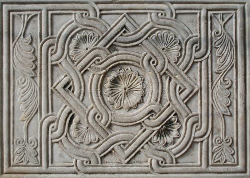 Piedra antigua del marco fotos de archivo libres de regalías