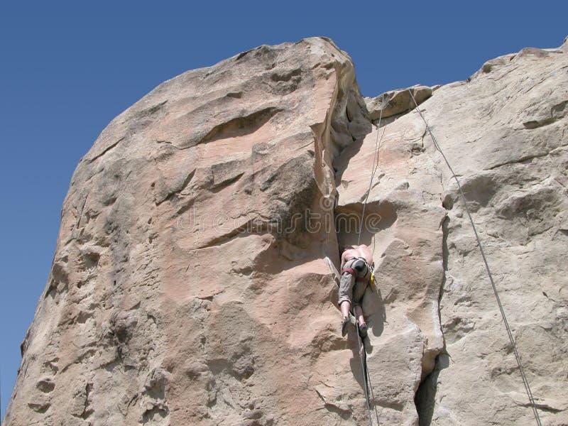 Piedra arenisca ascendente fotos de archivo