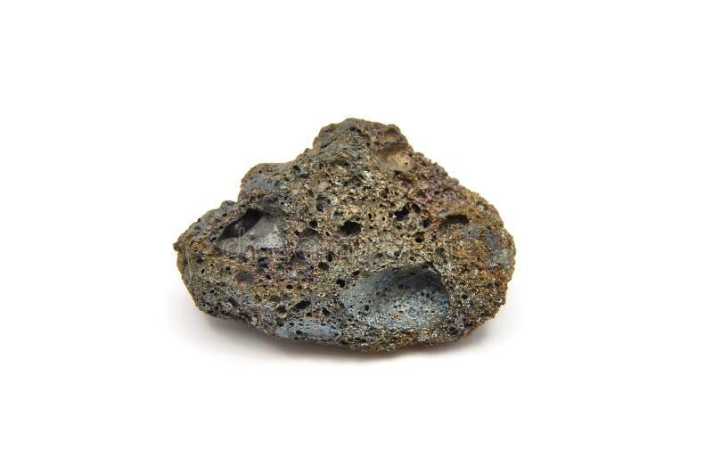 Piedra de la lava foto de archivo libre de regalías