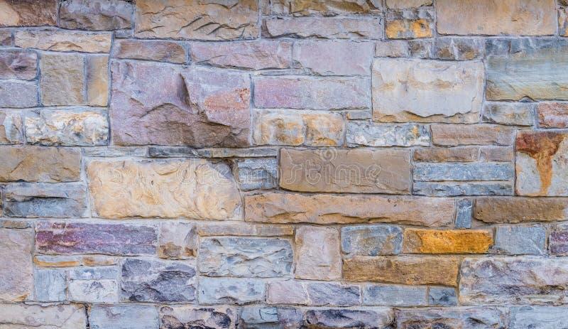 Piedra de la pared de la textura del fondo imagen de archivo