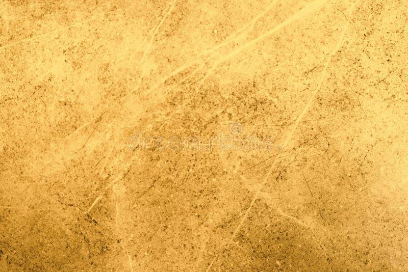 Piedra de mármol del oro del fondo Texturice el color claro de mármol natural Teja en el cuarto de baño o la cocina fotos de archivo