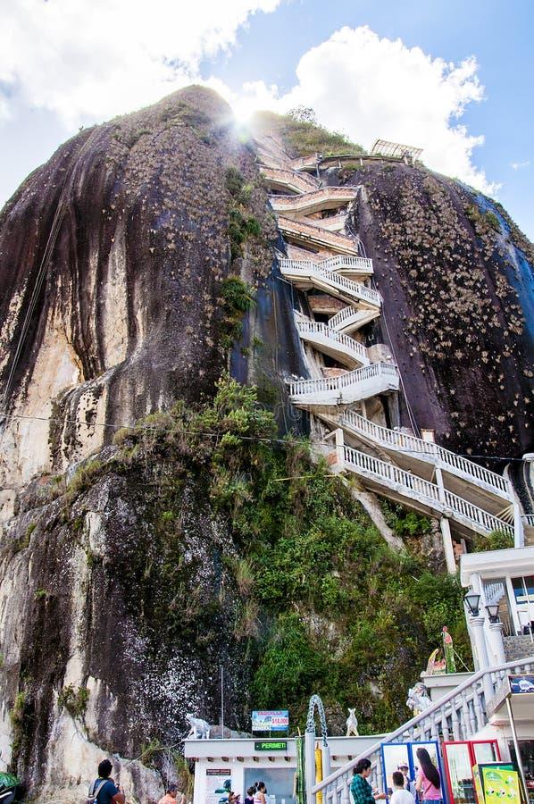 Download Piedra De Penol In Colombia Editorial Image - Image: 83721895
