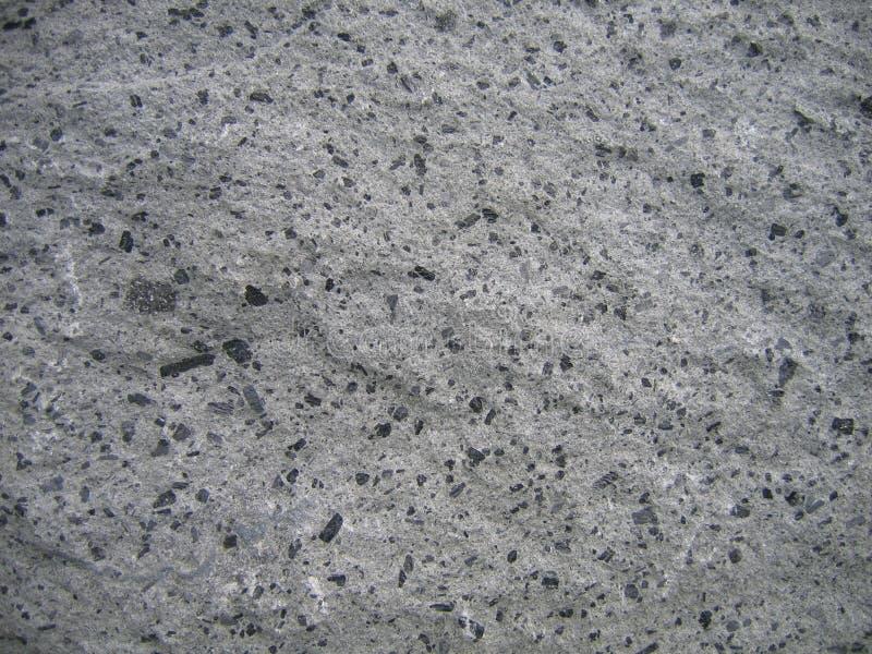 Piedra del negro de 4 Andesit foto de archivo libre de regalías