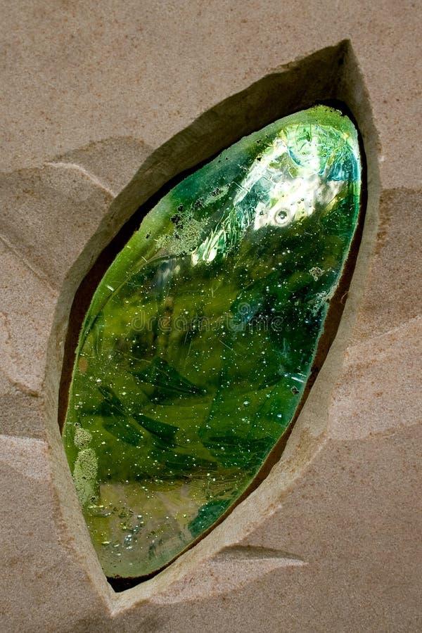 Piedra Gemmed foto de archivo