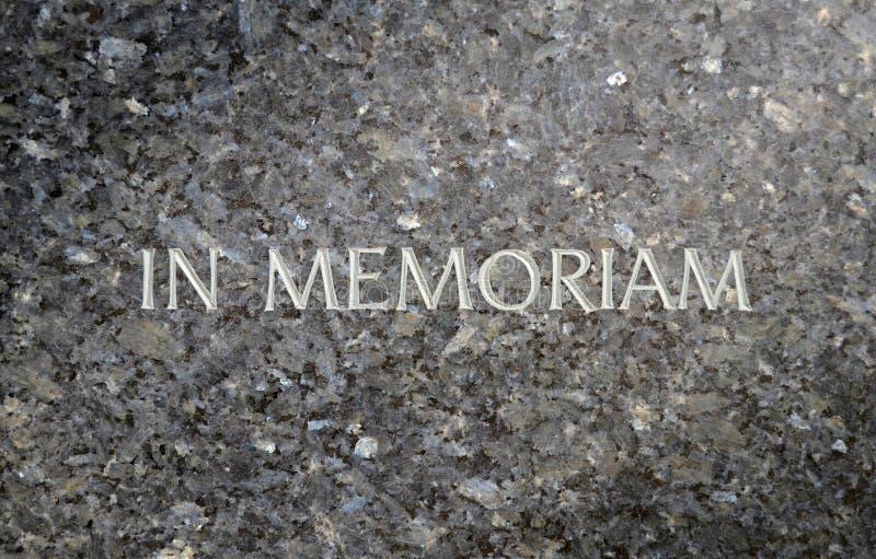 Piedra grave de mármol foto de archivo libre de regalías
