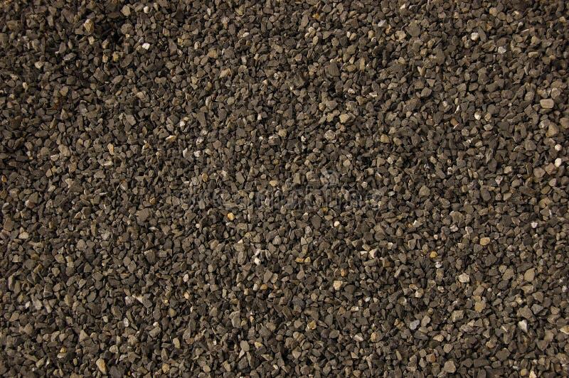 Piedra negra de la textura foto de archivo libre de regalías