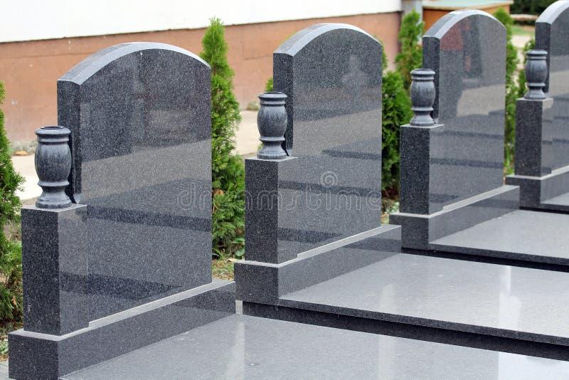 Piedra sepulcral foto de archivo