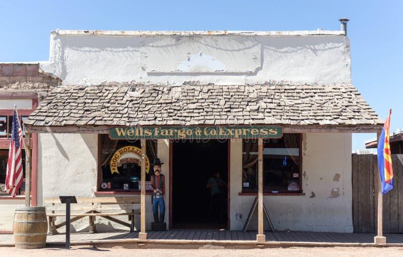 Piedra sepulcral, Arizona fotos de archivo