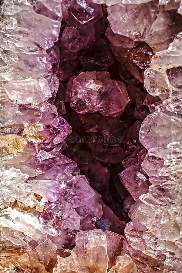 Piedras 2 del cristal imágenes de archivo libres de regalías