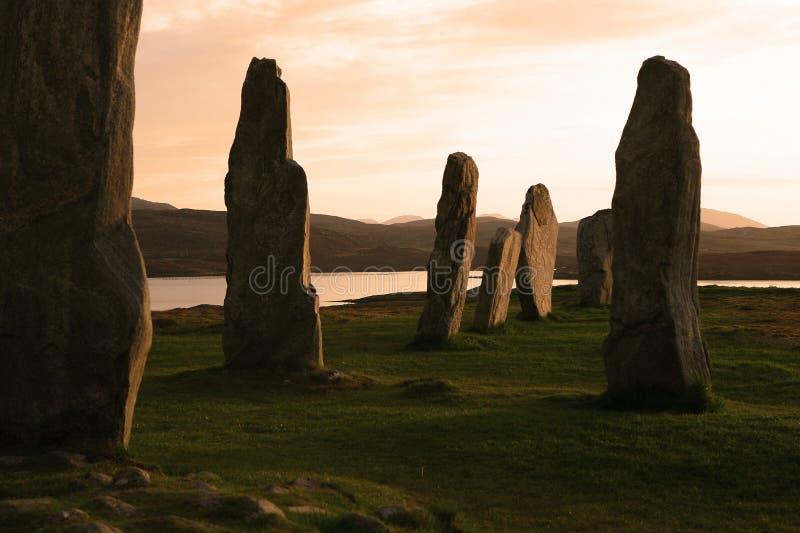 Piedras antiguas imagen de archivo