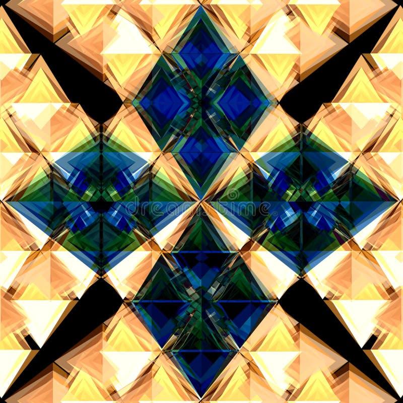Piedras azules de la flor libre illustration