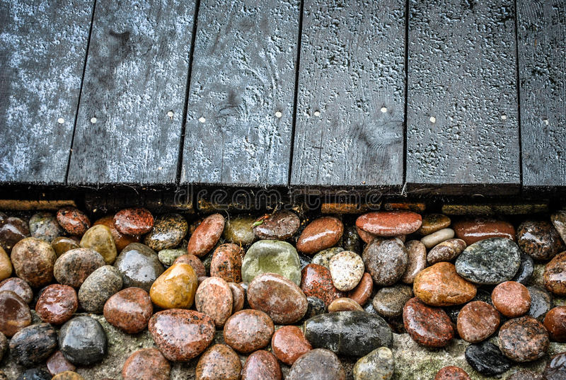 Piedras bálticas fotos de archivo
