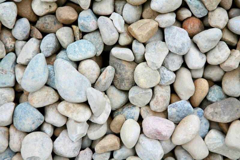 Piedras de la roca del río foto de archivo libre de regalías
