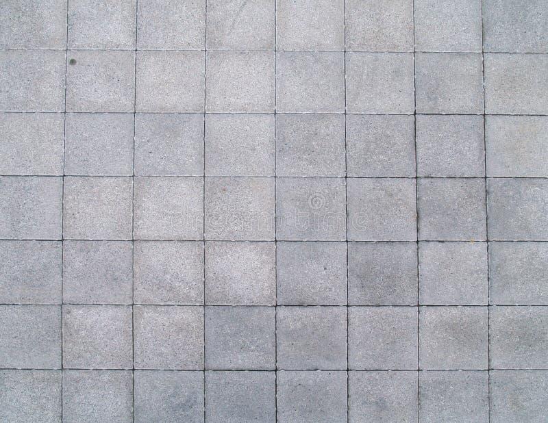 Piedras de pavimentación imagen de archivo libre de regalías