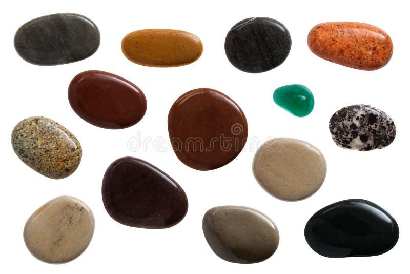 Piedras del guijarro fotos de archivo libres de regalías