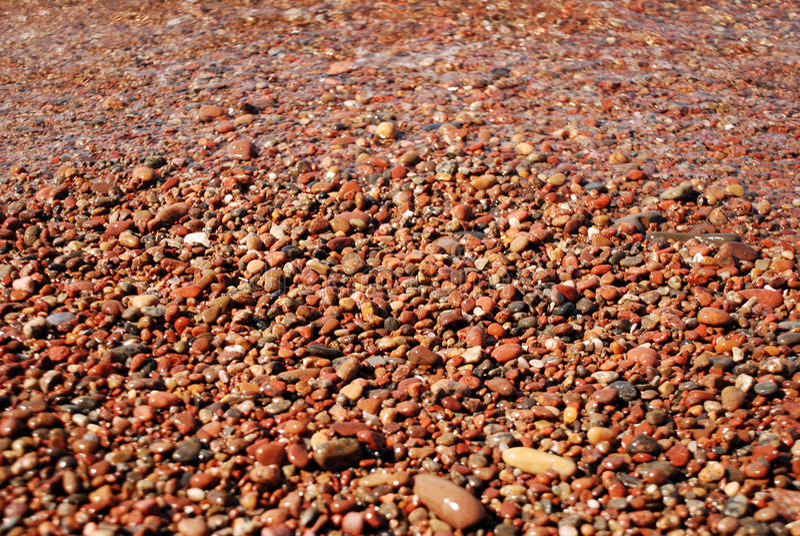 Piedras del mar fotos de archivo libres de regalías