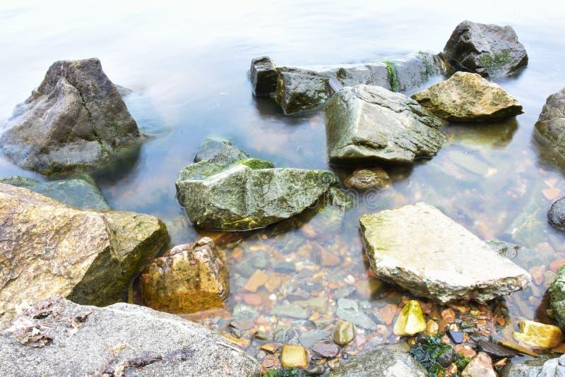 Piedras del mar imágenes de archivo libres de regalías