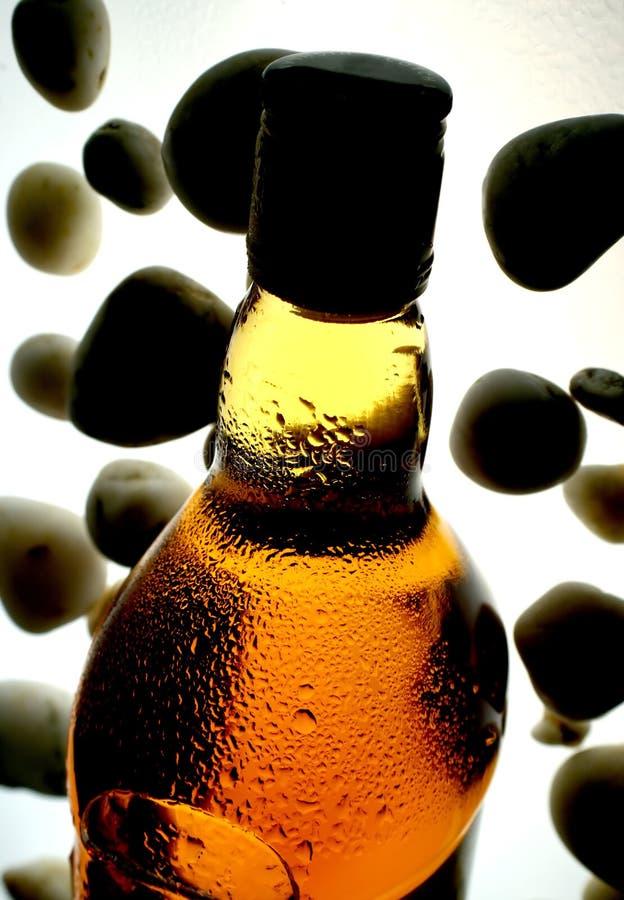 Piedras del whisky foto de archivo