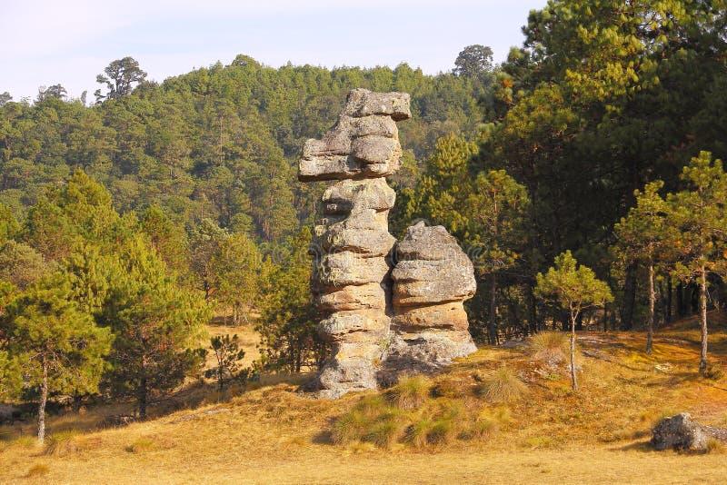 Piedras encimadas dolina XXVI zdjęcie stock