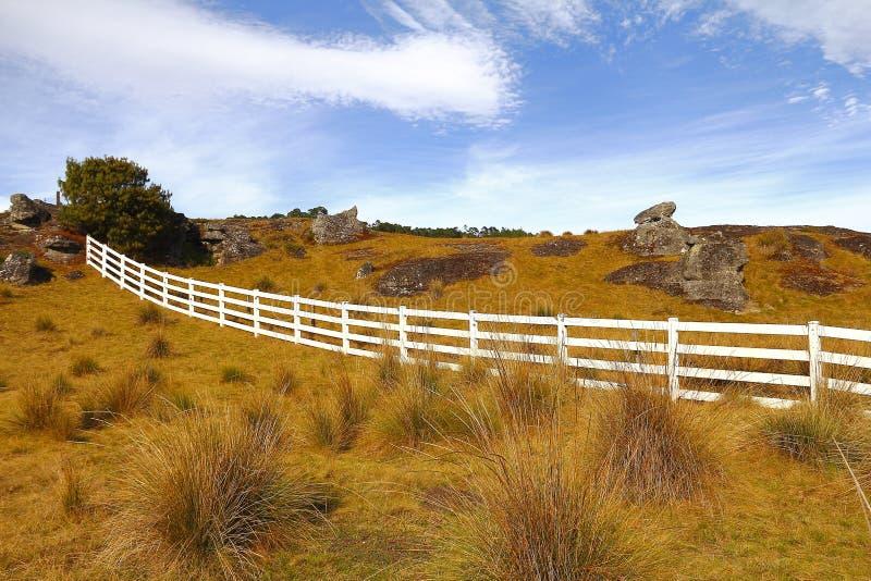 Piedras encimadas valley XXXIX stock photography