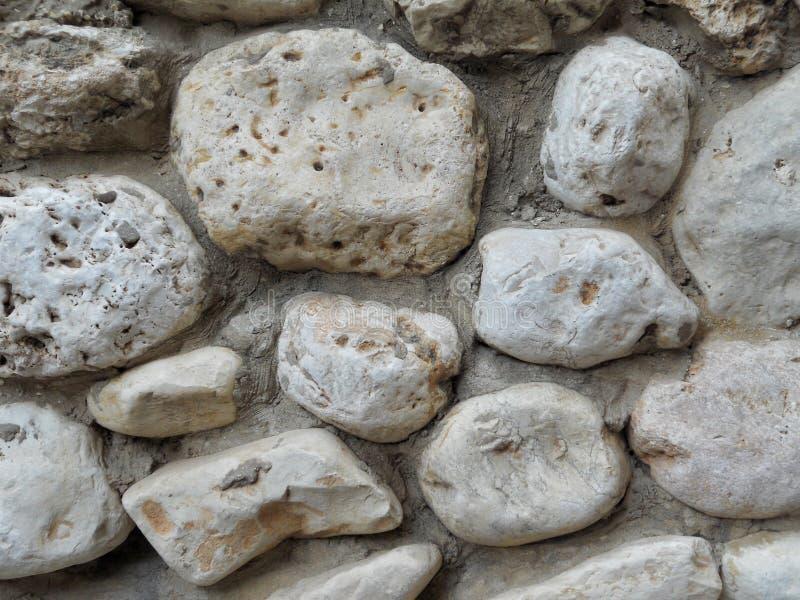 Piedras grandes fondo, cerca de los cantos rodados fotos de archivo libres de regalías