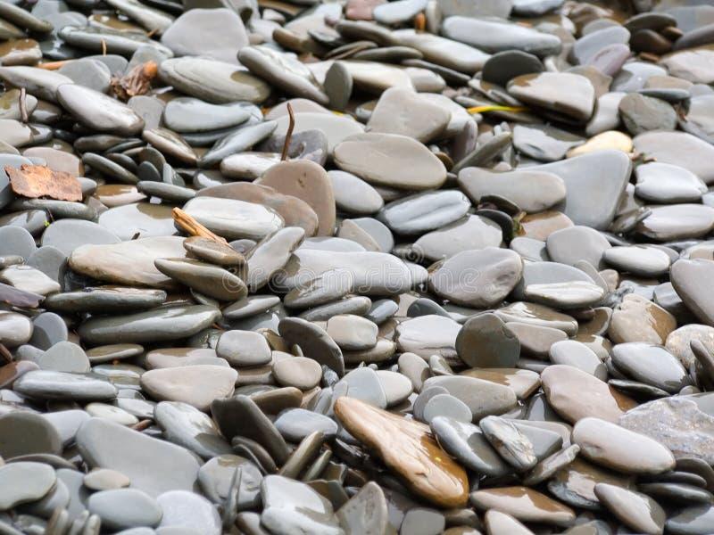Download Piedras lisas de la playa imagen de archivo. Imagen de fondo - 185567