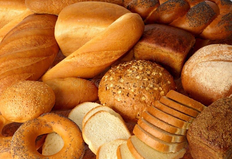 piekarnia produkty zdjęcie stock