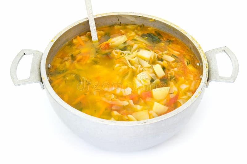 piekarnik holenderski zupy obraz royalty free