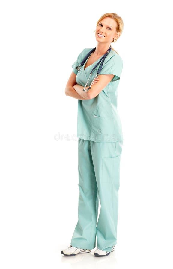 pielęgniarka zdjęcie royalty free