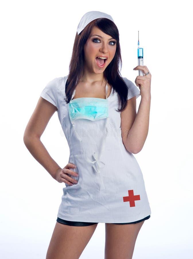 pielęgniarka mundur obraz stock