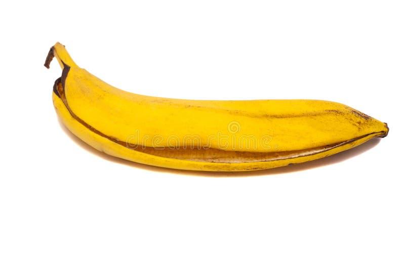 Piel de plátano imagenes de archivo