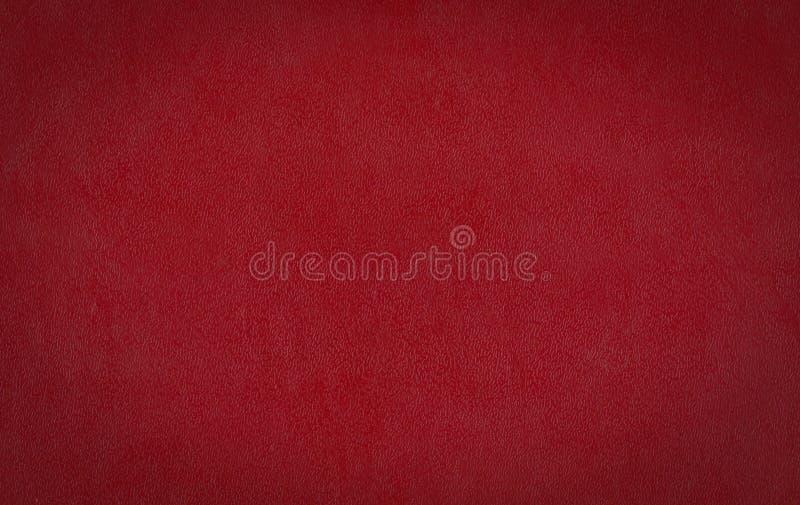 Piel de vacuno del rojo del clarete imagenes de archivo