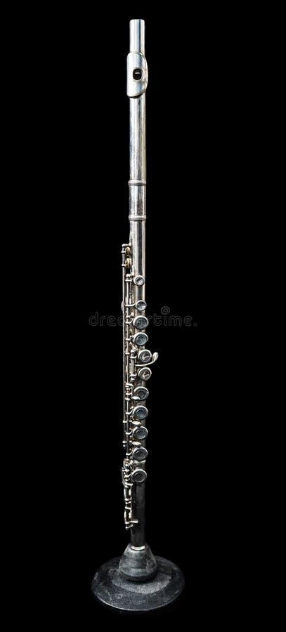 A piena vista di una condizione della flauto traverso fotografie stock