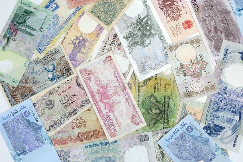 pieniądze świata obraz stock