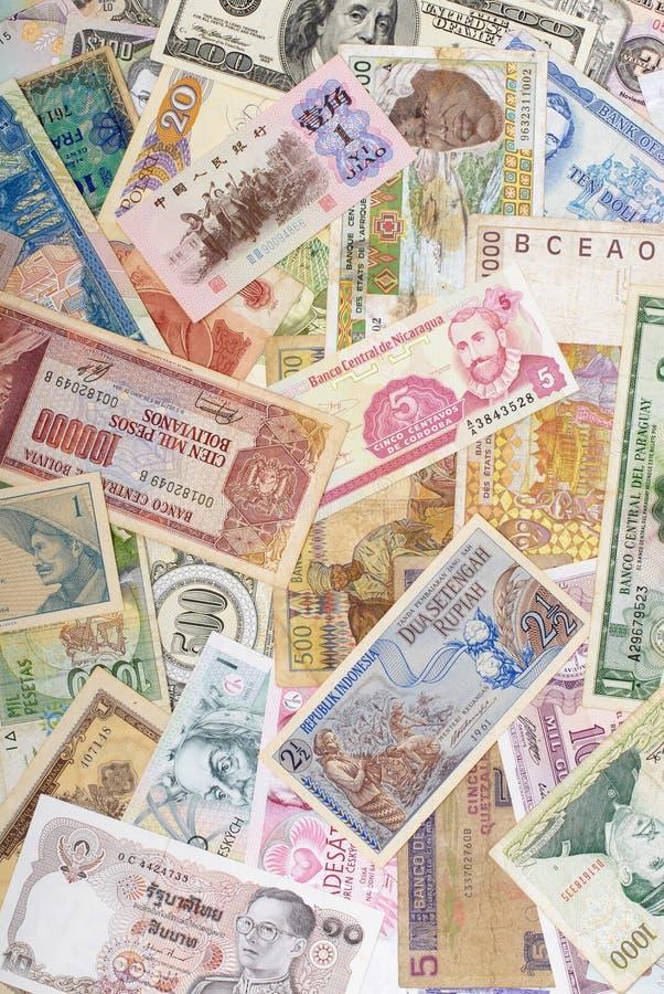 pieniądze świata obrazy royalty free