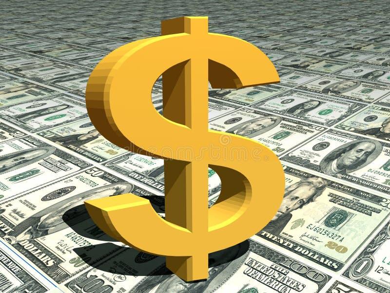 pieniądze ilustracja wektor